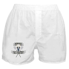 Torch & Pitchfork Boxer Shorts