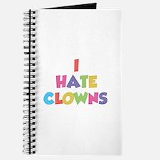 I Hate Clowns Journal