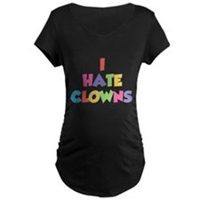 I Hate Clowns T-Shirt