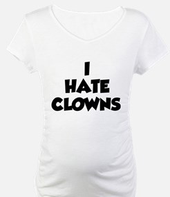 I Hate Clowns Shirt