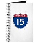 I-15 Highway Road Trip Journal