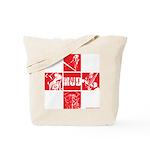 Character Tile Tote Bag