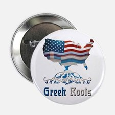 "American Greek Roots 2.25"" Button (100 pack)"