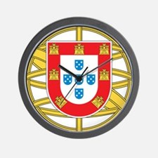Portugal Coat Of arms Wall Clock