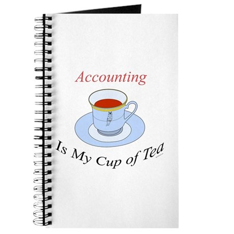 Accounting is my cup of tea Journal