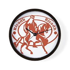 Riyadh Wall Clock