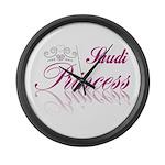 Saudi Princess Large Wall Clock