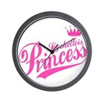Seychellois Princess Wall Clock