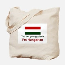 Hungarian Goulash Tote Bag