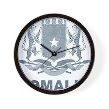 Vintage Somalia Wall Clock