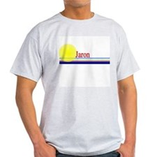 Jaron Ash Grey T-Shirt