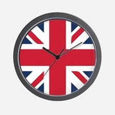 Classic Union Jack Wall Clock