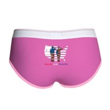 PATRIOTIC design Women's Boy Brief