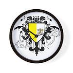 Stylish Vatican City Wall Clock