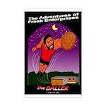The Baller Mini Poster Print