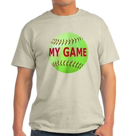 Softball My Game Light T-Shirt
