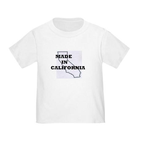 MADE IN CALIFORNIA Toddler T-Shirt