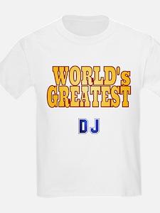 World's Greatest DJ T-Shirt
