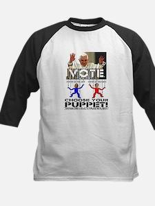 Vatican Puppets Romney vs Obama Tee