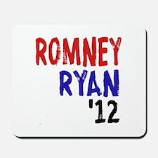 Romney Ryan 2012 Mousepad