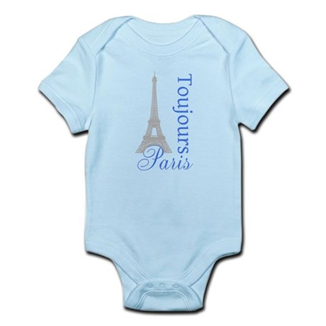 Paris Toujours Infant Bodysuit