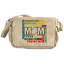 What is a Rugby Mom copy.png Messenger Bag