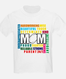 What is a Rugby Mom copy.png T-Shirt