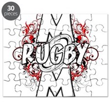Rugby Mom (cross).png Puzzle