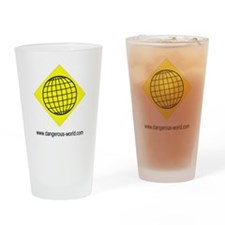 Dangerous World - Drinking Glass