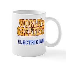 World's Greatest Electrician Mug