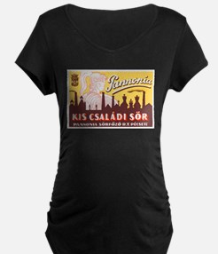 Hungary Beer Label 4 T-Shirt