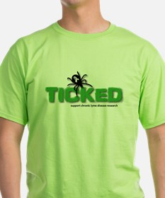 Ticked off about Lyme Disease T-Shirt