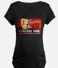 Hungary Beer Label 1 T-Shirt