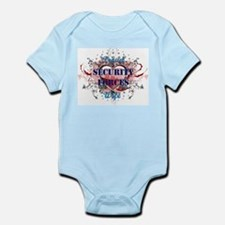 Security Forces Wife Infant Bodysuit