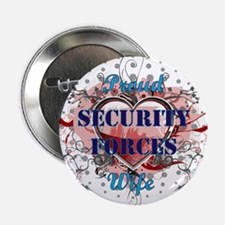 """Security Forces Wife 2.25"""" Button"""