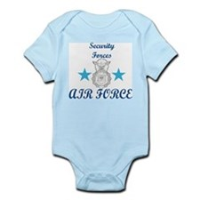 Sec. For. Air Force Infant Bodysuit