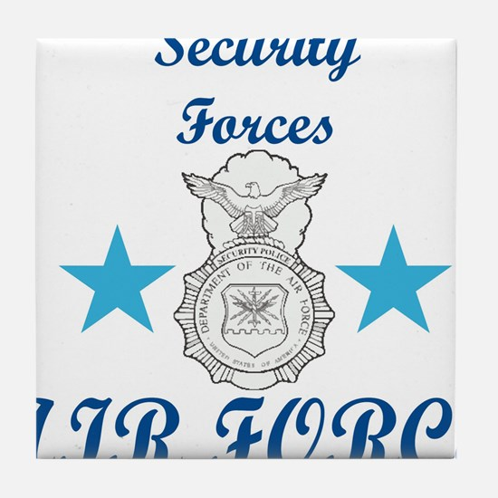 Sec. For. Air Force Tile Coaster