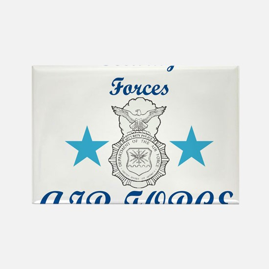 Sec. For. Air Force Rectangle Magnet