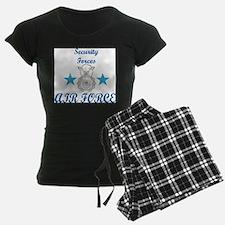 Sec. For. Air Force Pajamas