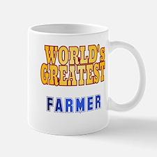 World's Greatest Farmer Mug