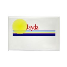 Jayda Rectangle Magnet
