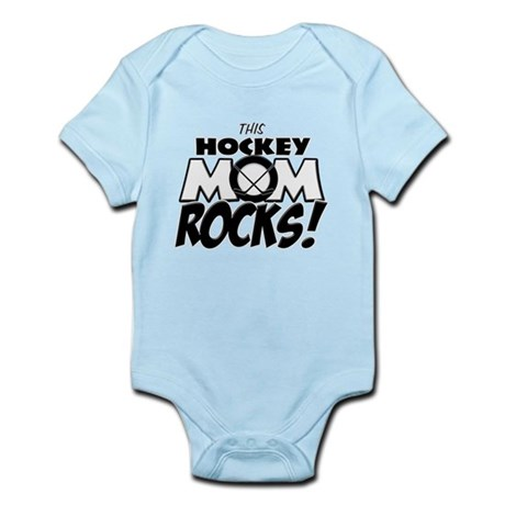 This Hockey Mom Rocks copy.png Infant Bodysuit