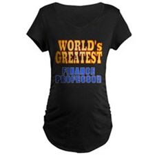 World's Greatest Finance Professor T-Shirt