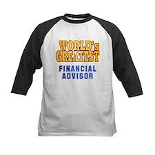World's Greatest Financial Advisor Tee
