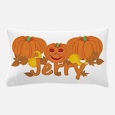 Halloween Pumpkin Jerry Pillow Case