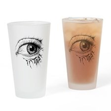 Zombie Eye Drinking Glass