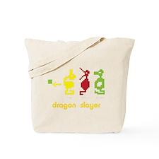 Adventure Dragon Slayer Tote Bag