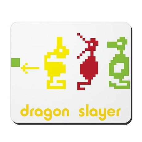 Adventure Dragon Slayer Mousepad