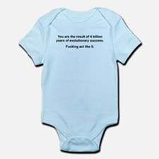 Act Like It Infant Bodysuit
