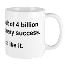 Act Like It Small Mug